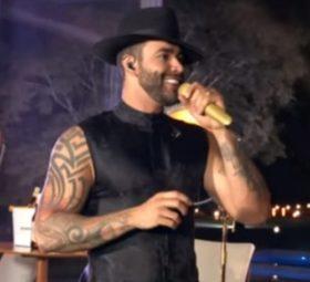 Gusttavo Lima bate recorde com live de 5 horas e milhões de views