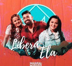 """Maiara & Maraisa lançam clipe com Dilsinho, """"Libera Ela"""", nesta sexta-feira (17)"""