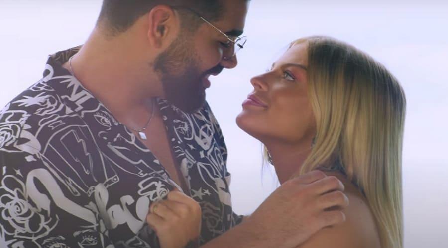 """Dilsinho e Luísa Sonza lançam single """"Não Vai Embora"""""""