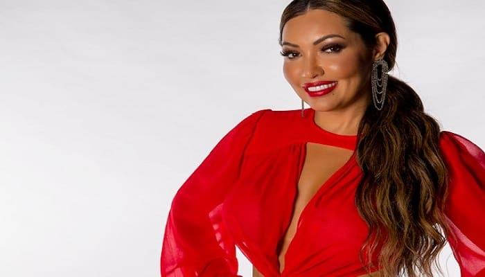 Karinah promove 'esquenta' no Canal do Pericão