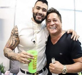 Leonardo troca Eduardo Costa por Gusttavo Lima em parceria musical