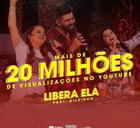 Maiara e Maraisa ft. Dilsinho - Libera Ela (Clipe Oficial)