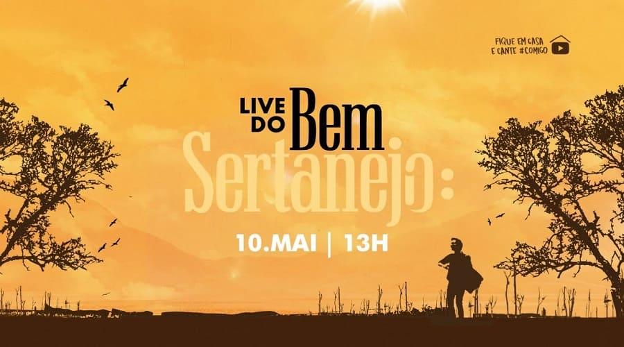 """Michel Teló apresenta live """"Bem Sertanejo"""" em homenagem ao Dia das Mães"""