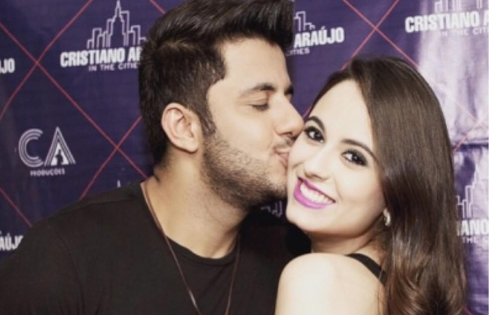 5 Anos de saudades do Cristiano Araújo e Allana Morares