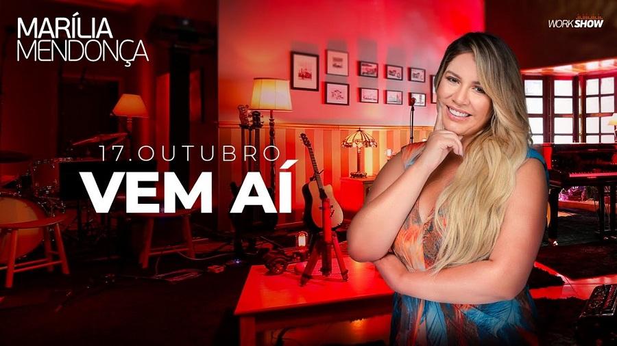 #VEMAÍ mais uma live da rainha Marília Mendonça