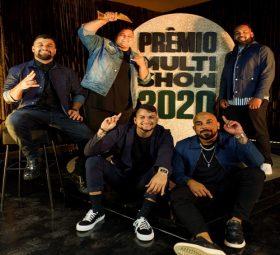 Menos é Mais vence no Prêmio Multishow 2020