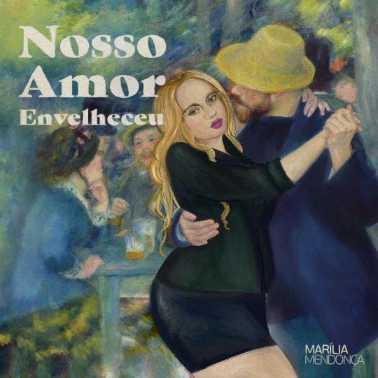"""Marília Mendonça lança EP autoral """"Nosso Amor Envelheceu"""" com faixa inédita nesta sexta (02)"""