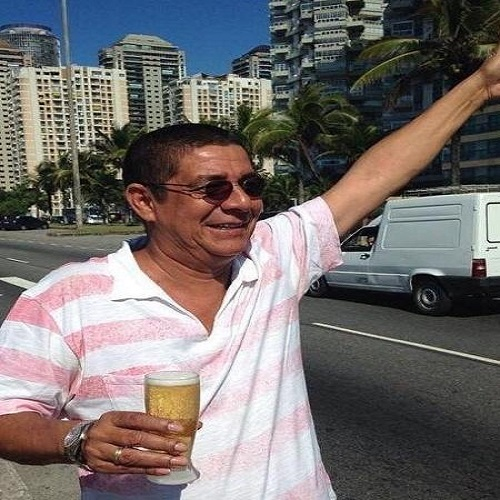 O cantor Zeca Pagodinho foi internado no último sábado (14) com sintomas de Covid no Rio de Janeiro